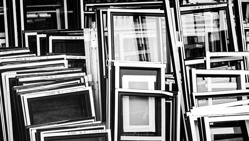 cornici accessori tv a specchio